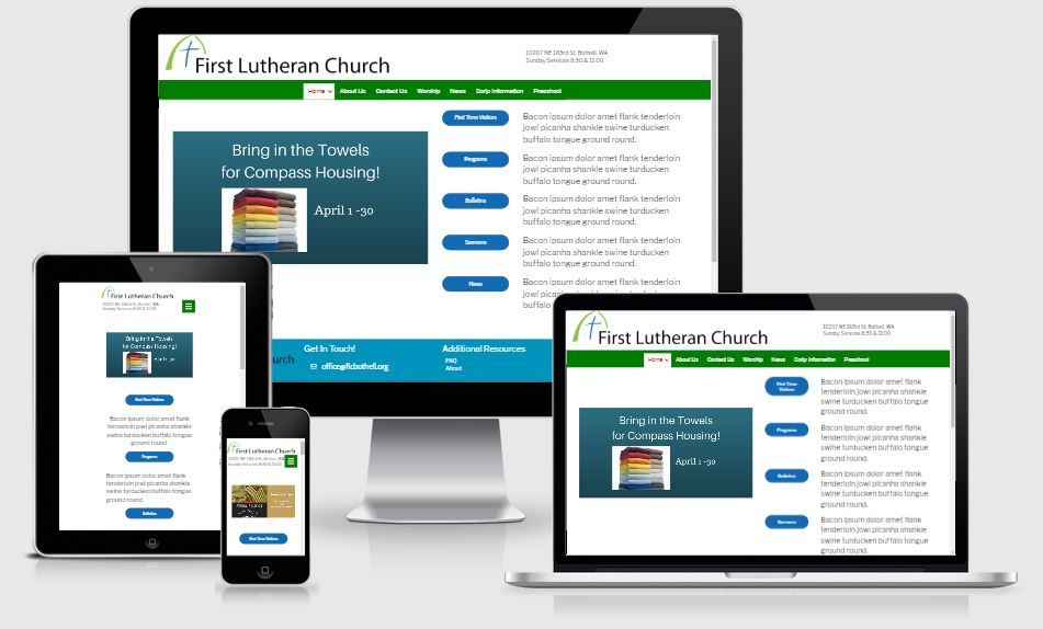 Image for First Lutheran Church